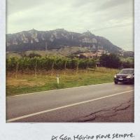 [A San Marino piove sempre. Credo]
